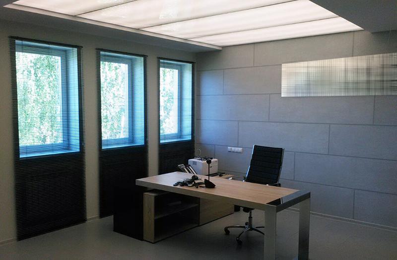 Ремонт офиса Набережные Челны deco terra